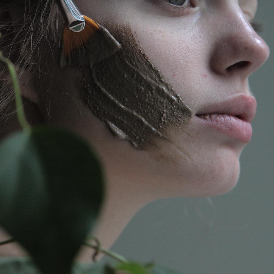 Zabieg mineralny Matcha & Dead Sea Mud Mokosh & Organique MIX w Verde Massage & Beauty