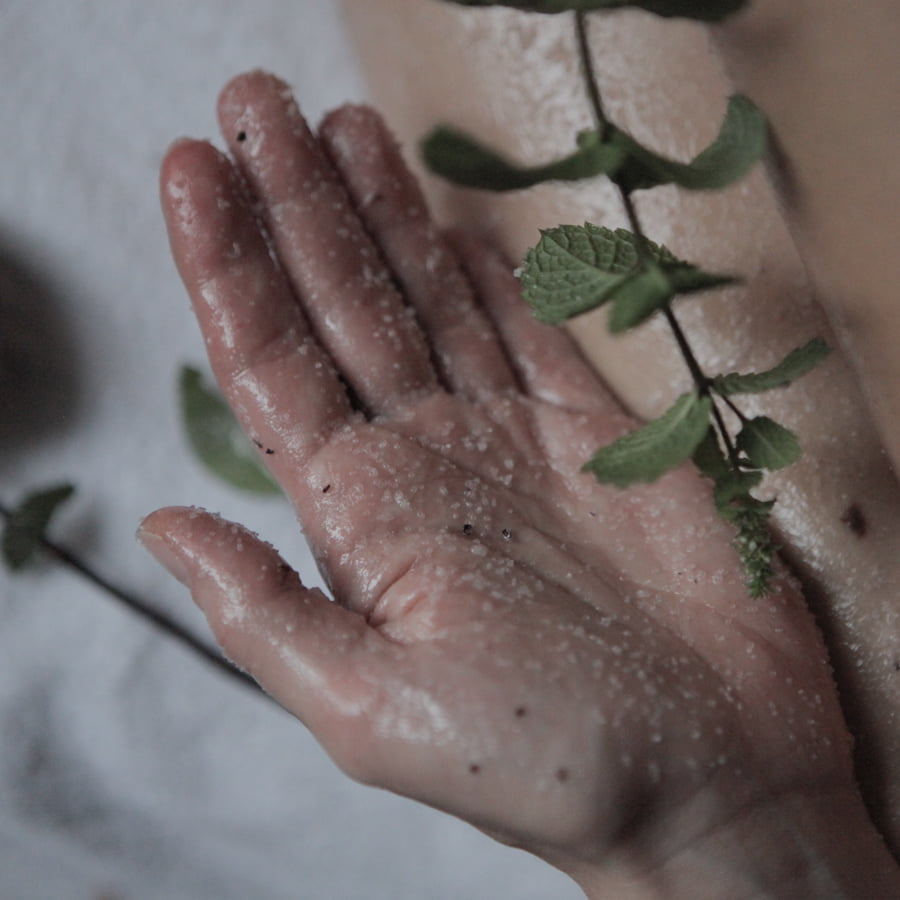 peeling ciała Verde Massage & Beauty
