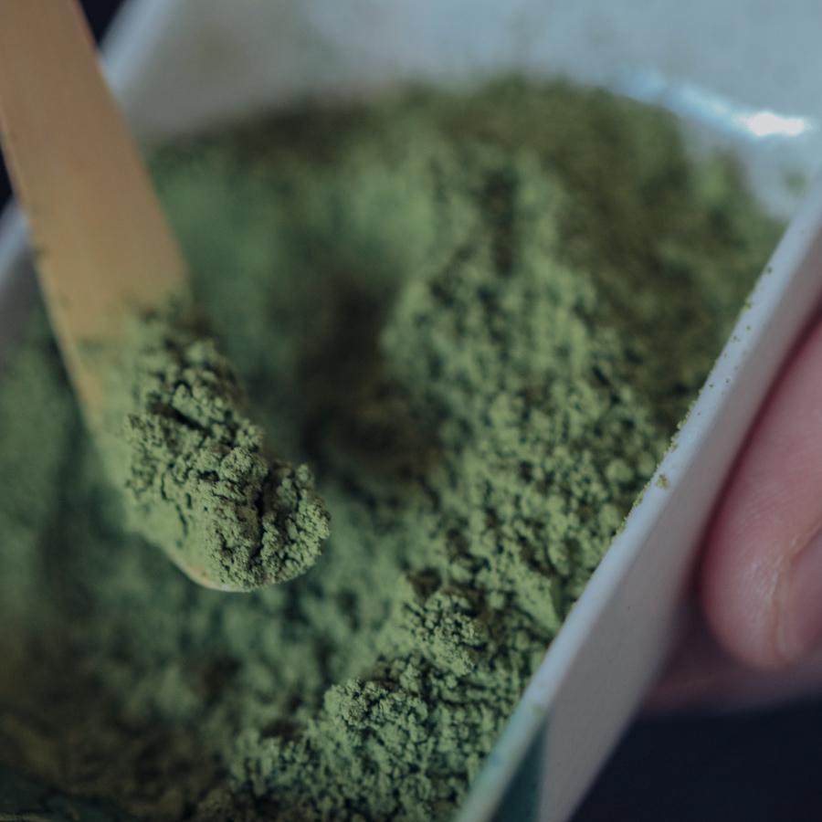 Zabieg detoksykujący Matcha Feel Up! Detox w Verde Massage & Beauty