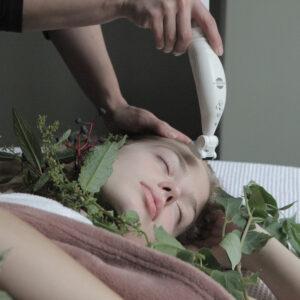 uczone facial lift at Verde Massage & Beauty