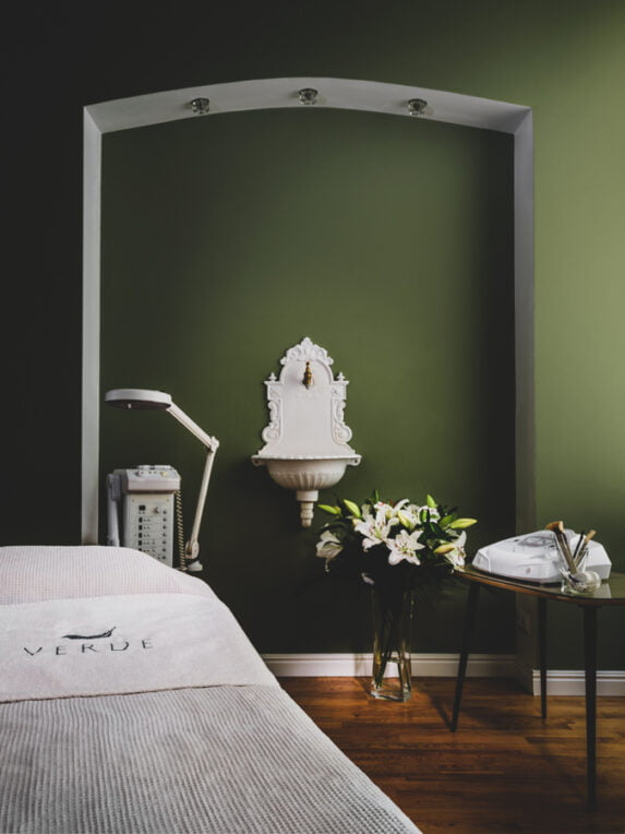 Verde SPA massage treatments in Cracow