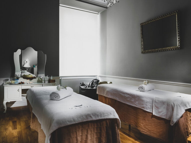 Massage salon for couples Verde SPA in Cracow